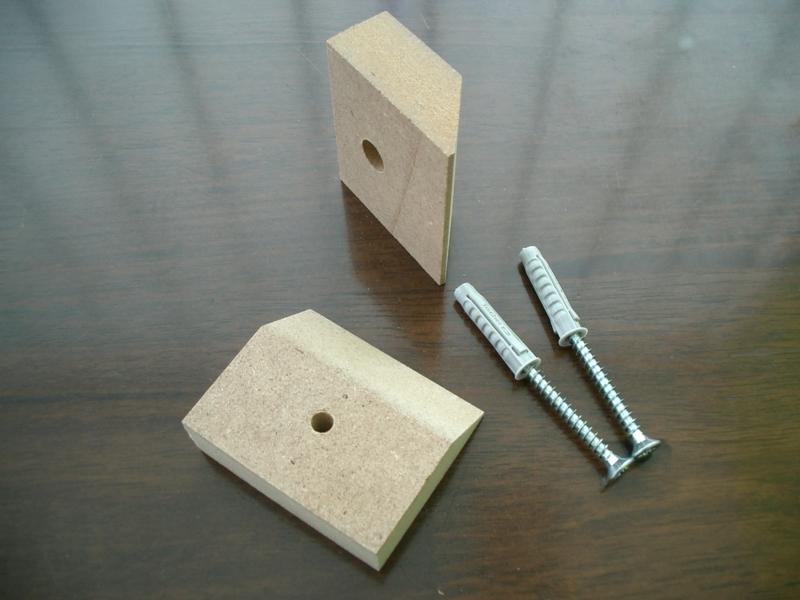 Holznocken für Wechselrahmen