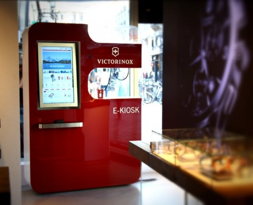 Point of sale Victorinox