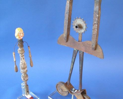 Acrylglasprodukte für Galerien
