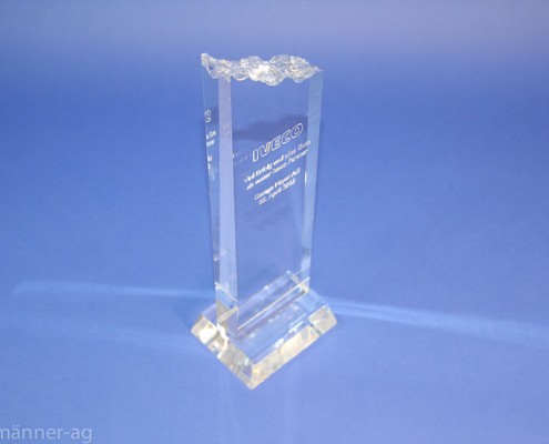 Awards aus Acrylglas
